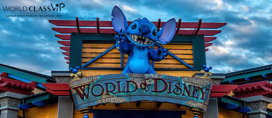Shopping-at-Disney-World
