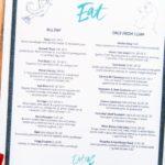 New Menu at the Cape May Café at Disney World Unveiled